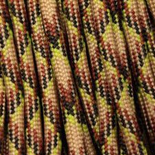 Camo Swamp Snake Paracord Color
