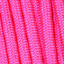 Hot Pink Paracord Color