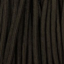 Black Paracord Color